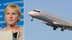السويد والدانمارك تستدعيان سفيري روسيا بشأن حادث طائرة عسكرية