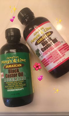 Jamaican Mango & Lime Black Castor Oil with peppermint and rosemary Natural Hair Tips, Natural Hair Growth, Natural Hair Styles, Natural Hair Products, Hair Scalp, Hair Skin Nails, Hair Growth Tips, Hair Care Tips, Jamaican Mango And Lime
