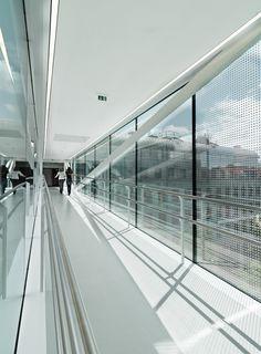 Gallery of Bridge in Vienna / SOLID architecture - 2