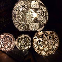 Millas Surdegar: Virkad ljusboll