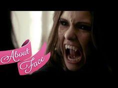 The Vampire Diaries: Halloween Makeup Tutorial! - YouTube   A ...