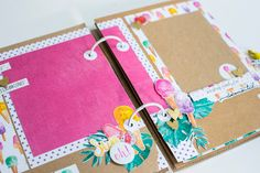 Crafty by AgnieszkaBe: albumy Minis, Albums, Crafty