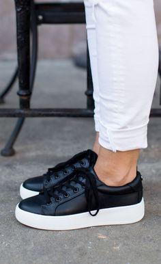 c45f50eb6e9 Steve Madden Bertie Sneaker - Black