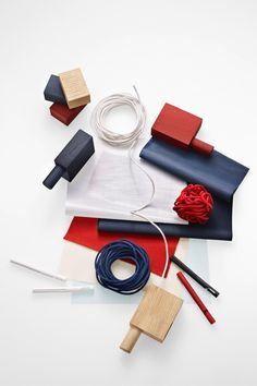 Ready Made Curtain  Ronan and Erwan Bouroullec          Ready Made Curtain is an easy to install kit that contains everything you need to enhance the mood of your home. Inside the box is a curtain and its complete hanging system.
