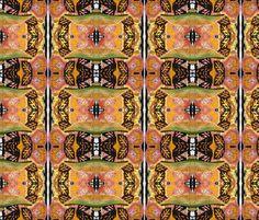 Birds of Paradise fabric by divastar on Spoonflower - custom fabric