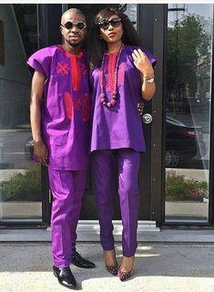 Top 17 Yoruba Demon Wears For First Class African Couples - WearitAfrica African Wear, African Dress, African Fashion, African Girl, African Clothes, Ankara Fashion, African Attire, African Beauty, Fashion 2017