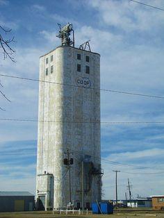 Goodland, Kansas---stuck for 3 snowy days!