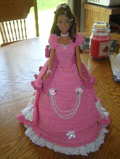 Hannah's Barbie