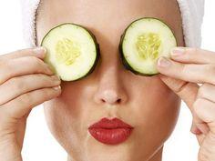 Cucumber For Eyes Dark Circles