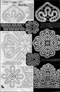 crochet and knitting magazines: summer crochet patterns ~ Craft , handmade blog