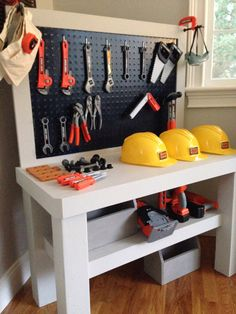 Tool bench by RCK