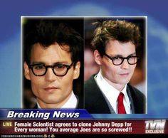 Breaking Johnny Depp news