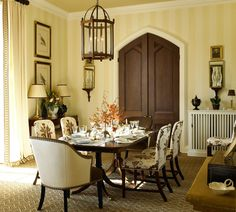 10 Beautifully Set Dining Tables - Inspiration - Dering Hall