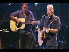 """David Gilmour Live at the Royal Albert Hall, performing """"wish you were here"""". He is best-known as the guitarist and co-lead vocalist of the progressive rock band Pink Floyd. David Gilmour Live, David Gilmour Pink Floyd, Dave Gilmour, I Love Music, Kinds Of Music, Good Music, Music Games, Pop Rock, Rock And Roll"""
