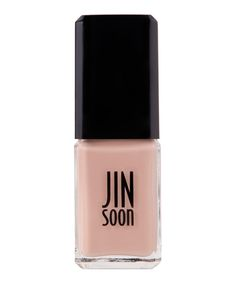 Jin Soon Nail Polish in Nostalgia | love this nude pink shade