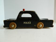 Creative Playthings Police Car Removable Top | eBay