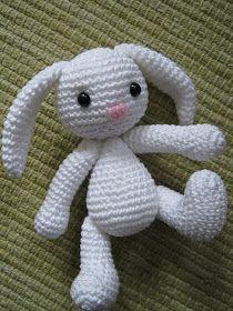 crochet rabbit.