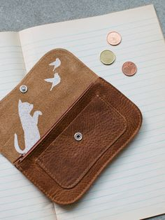 Keecie -- beautiful, pure leather accessories