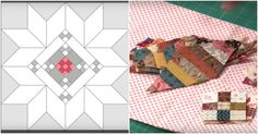 Piecing, Design and Picking Fabric For Your Next Sophisticated Scrap Quilt