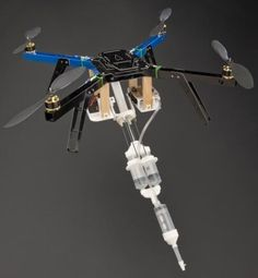 Follow APOLLO and help us change the drone world. A 3D-printing drone.