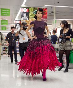 Sunsilk Aisle Avant Garde   Aisle Avant Garde Fashion Show   Herald Sun