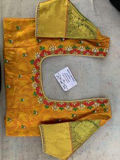 Cotton Saree Blouse Designs, Cutwork Blouse Designs, Patch Work Blouse Designs, Maggam Work Designs, Hand Work Blouse Design, Simple Blouse Designs, Traditional Blouse Designs, Sarees, Blouses