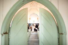 Dreamy English countryside wedding/church.