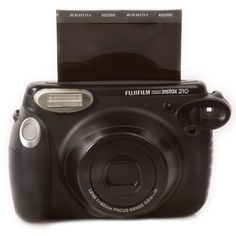 Fujifilm Instax 210 Camera (85 AUD) ❤ liked on Polyvore featuring fillers, camera, accessories, electronics and technology