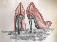 Confira meu projeto do @Behance: \u201cShoes - Sight Drawing\u201d https://www.behance.net/gallery/51017319/Shoes-Sight-Drawing