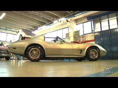 8° Puntata 1° Parte : Ruote Americane 14/03/14 - 1977 Corvette C3 1977 Corvette, I Love America, Dream Cars, The Originals