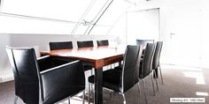 Meeting 401 Lounge, Conference Room, Dining Table, Urban, Creative, Design, Furniture, Home Decor, Airport Lounge