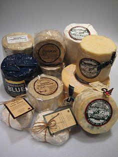 Scottish Cheese. @Ryan James @Abigail Well this is no Velveeta ;)