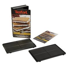nice Tefal XA8005 - Accesorio de hogar (Negro, Tefal, Placa, Sandwich maker) Mas info: http://comprargangas.com/producto/tefal-xa8005-accesorio-de-hogar-negro-tefal-placa-sandwich-maker/