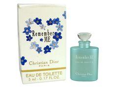 Christian Dior - Miniature Remember Me - Ed. Limitée (Eau de toilette 5ml)