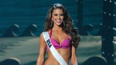 Miss USA Leaves A Message For Terrorists
