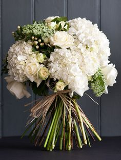 The Great Gatsby flower bouquet from Oxford Florist www.fabulousflowers.biz.