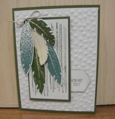 Who Would of Thought by stampin Pad - Cards and Paper Crafts at Splitcoaststampers