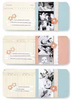 Scrapbooking tips, scrapbooking layouts ideas and much more from the online home for Creating Keepsakes magazine. Learn how to make gorgeous scrapbook pages and connect with other scrapbookers. Mini Photo Albums, Mini Albums, Journal Covers, Journal Art, Name Boxes, Cloth Paper Scissors, Old Wife, Mixed Media Tutorials, Mini Books