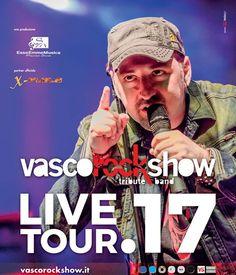 """★★ Sabato 26 Agosto 2017, vi aspettiamo per due ore di Rock'n Roll !!! ★★ ▶▶▶ Vasco Rock Show live Morrison Beach, Loc. Donnantona - Sellia Marina (CZ) ◀◀◀ ********  Start h 22.00  ******* Info e prenotazioni  cena pre concerto: 3939240081 -------------------------------------------------------------------------------------- """"Vasco Rock Show"""" è una Tribute Band catanzarese dedicata a Vasco Rossi che, grazie alla passione ed alle capacità artistiche dei componenti della Band, rende ogni suo…"""