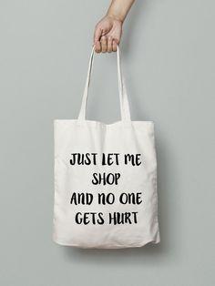 Cool shopper tote bag canvas market bag calico by Mybebecadum