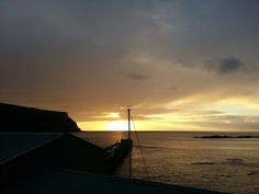 Today's Sunset. Fri 16th. Celestial, Sunset, Outdoor, Outdoors, Sunsets, Outdoor Games, The Great Outdoors, The Sunset