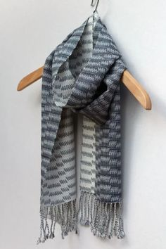 Luxurious one-of-a-kind textiles, handwoven in England.
