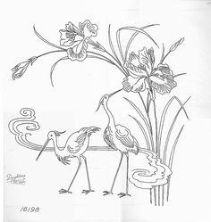 deightons 1519 storks iris | Flickr - Photo Sharing!