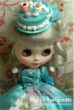 Marie Antoinette Blythe