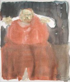 Original Portrait Painting by Dumitru Bostan Junior Watercolor Paper, Watercolor Paintings, Original Paintings, Original Art, Watercolors, Figurative Art, Fine Art Paper, Buy Art, Saatchi Art