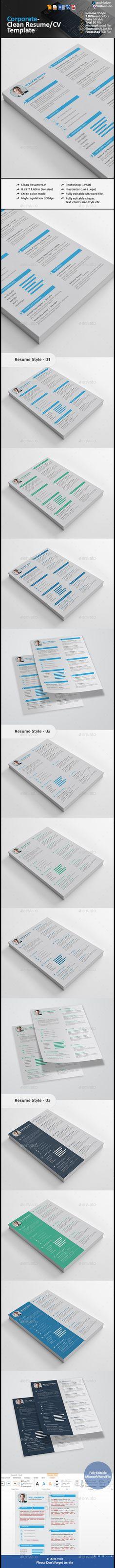 Resume Set Stationery and Resume - killer resume