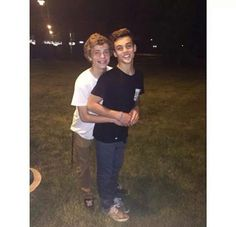 Jack Dail and Ethan Dolan