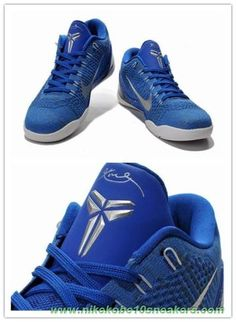 watch 0443a 51c10 Best Cheap Blue Nike Kobe IX 677992-994