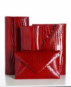 Red crocodile purses for sale Leather Skin, Red Leather, Womens Designer Purses, Loveless, Purses For Sale, Jada, Luxury Handbags, Clutch Wallet, Crocodile