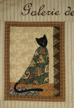 Chat Klimt1